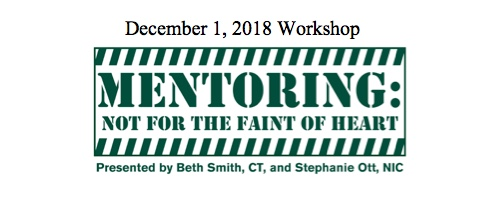 Dec 2018 Workshop